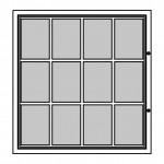 Felt Notice Board – 12xDIN A4 - BASIC