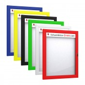 RAL Coloured Notice Boards - BASIC