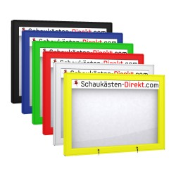 RAL Coloured Notice Boards - MAXI
